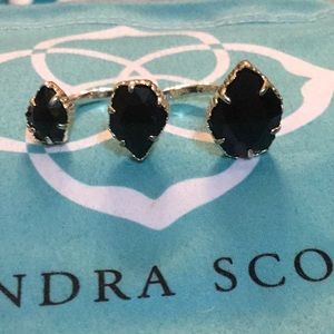 💍NEWLIST! Kendra Scott Naomi Double Knuckle Ring